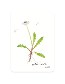 mini card | Dandelion