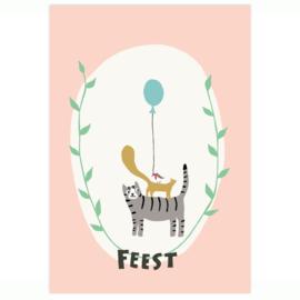 postkaart | Verjaardagstoren