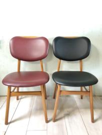 Vintage stoel, set van 2