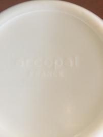 Vintage schalen Arcopal, 5-delige set