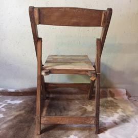 Oud Frans stoeltje