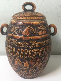Old Tom's Jamaica rumptopf, Bay W-Germany