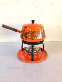 Vintage Brabantia fonduestel