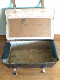 Vintage koffer / gereedschapstas