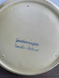 Vintage koffiepot en filter, Goedewaagen Gouda