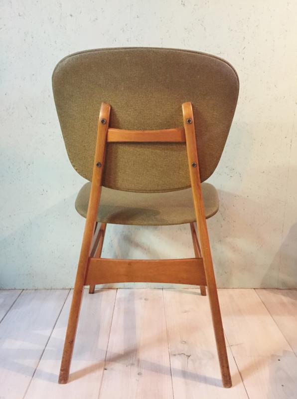 Eetkamerstoelen Set 4.Vintage Eetkamerstoelen Set Van 4 Verkocht Gaafinhuis