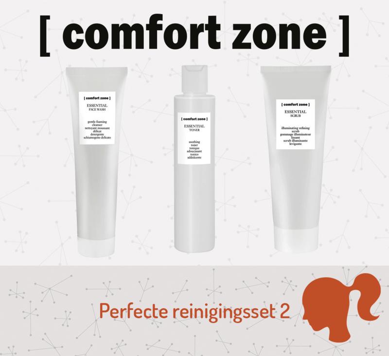 Comfort Zone Perfecte reinigingsset 2