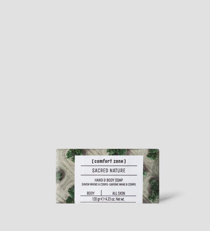Comfort Zone Sacred Nature Hand & Body Soap