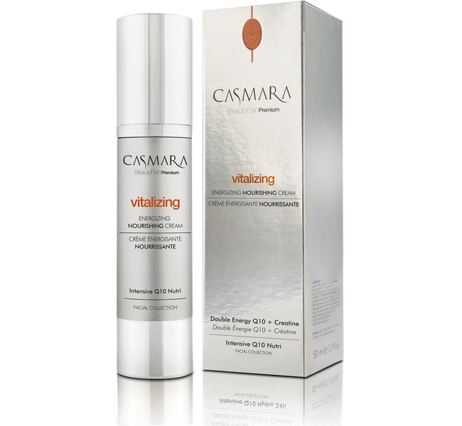 Casmara Energizing Nourishing Cream - 50ml