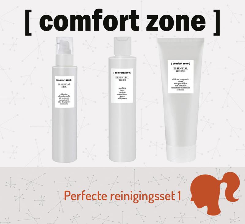 Comfort Zone Perfecte reinigingsset 1