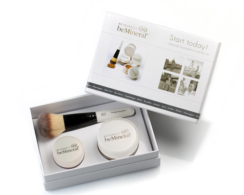 beMineral  Foundation Start today kit