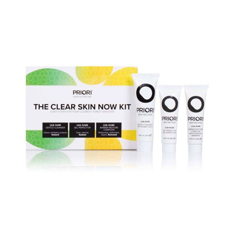 Priori The Clear Skin Kit