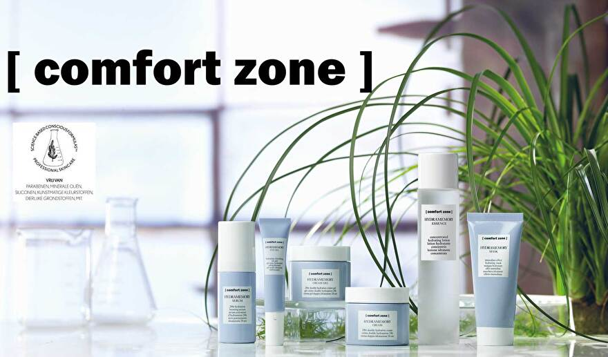 Comfort Zone Hydramemory line