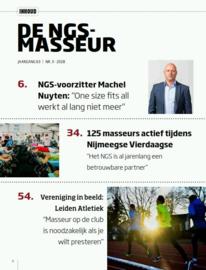 Speciale editie ' Wie is de NGS-masseur'