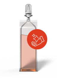 Navulverpakking -  LOTIS GEL HANDDESINFECTATIE ETHADES, 1 Ltr