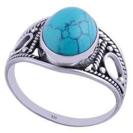Ring 925 zilver Saar