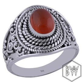 Ring 925 zilver Lea