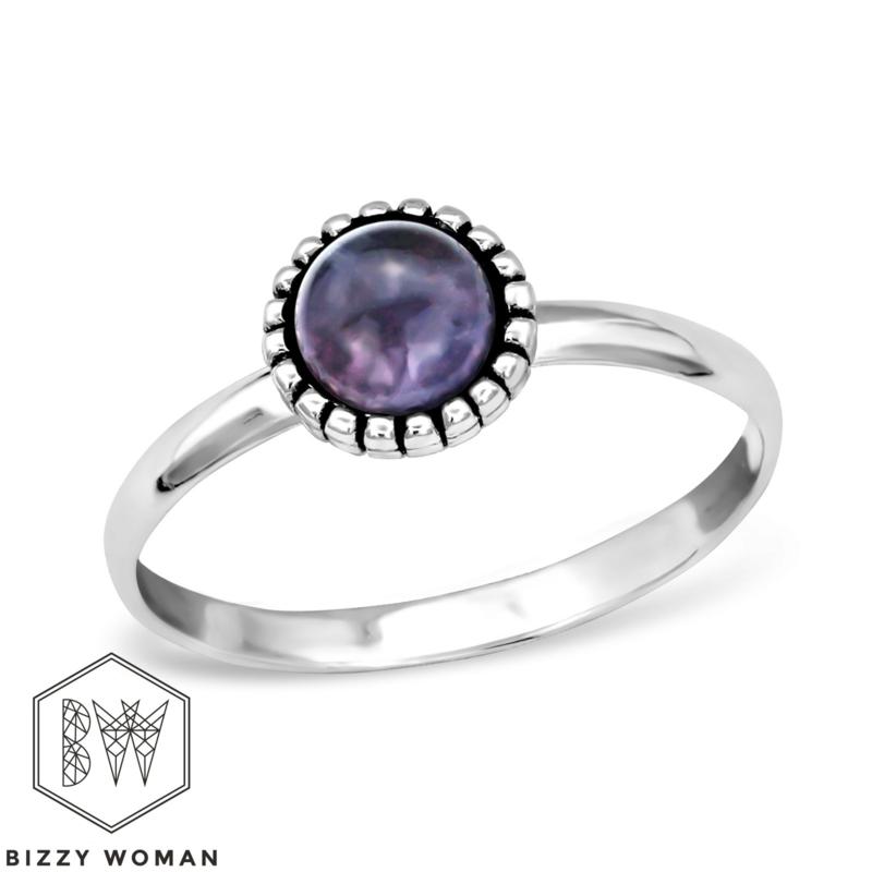 Ring 925 zilver Joyan