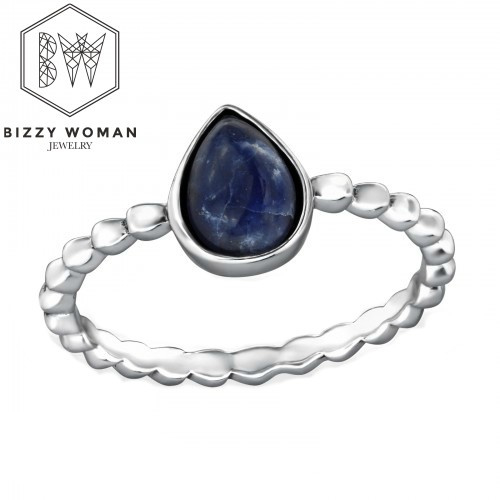 Ring 925 zilver Mila