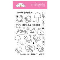 Bugs & Kisses Doodle Stamps (7213)