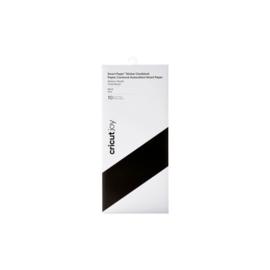 Cricut Smart Sticker Cardstock Black (10pcs) (2008869)