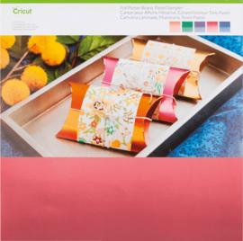 Cricut Foil Poster Board, Pearl Smapler 12x12 Inch (2004040)