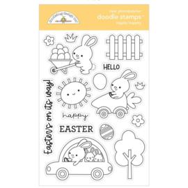 Hippity Hoppity Doodle Stamps
