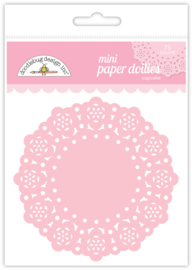 Doodlebug Design Cupcake Mini Doilies