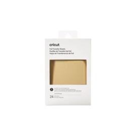 Cricut Transfer Foil Sheets Gold 10x15cm (24pcs) (2008711)