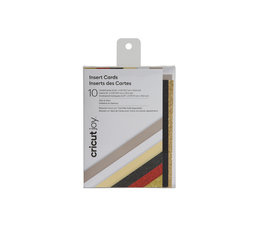 Cricut Insert Cards Glitz & Glam Sampler (2007180)