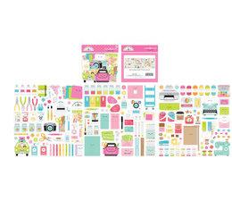 Doodlebug Design Cute & Crafty Odds & Ends