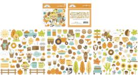 Doodlebug Design Pumpkin Spice Odds & Ends