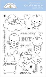 Doodlebug Design Special Delivery Doodle Stamps