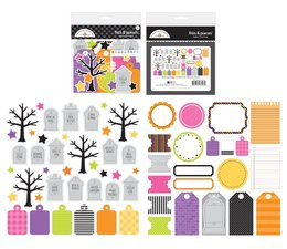 Doodlebug Design Happy Haunting Bits & Pieces