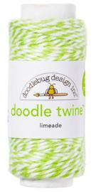Doodlebug Design Limeade Doodle Twine