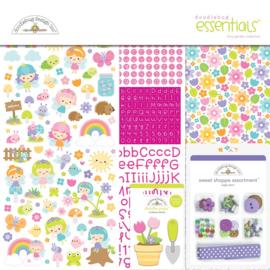 Fairy Garden12x12 Inch Essentials Kit (7235)