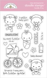 Doodlebug Design Bundle of Joy Doodle Stamps