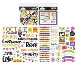 Doodlebug Design Happy Haunting Chit Chat