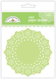 Doodlebug Design Limeade Mini Doilies