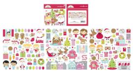Doodlebug Design Night Before Christmas Odds & Ends