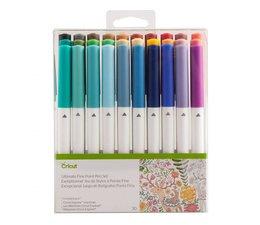 Cricut Ultimate Fine Point Pen set 30 stuks