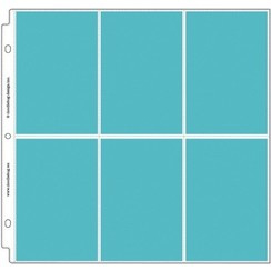 Doodlebug Design Vertical Photo/Recipe Card Protectors 12x12 Inch (12pcs) (3492)