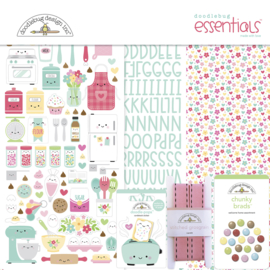 Doodlebug Design Made With Love Essentials Kit