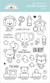 Doodlebug Design Toy Box Doodle Stamps