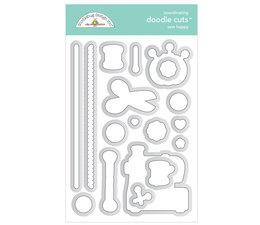Doodlebug Design Sew Happy Doodle Cuts