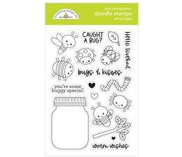 Doodlebug Design Going Buggy Doodle Stamps