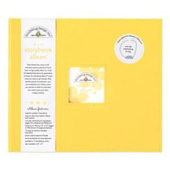 Doodlebug Design Bumblebee 12x12 Inch Storybook Album (3486)