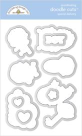 Doodlebug Design Special Delivery Doodle Cuts