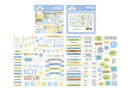 Doodlebug Design Special Delivery Chit Chat