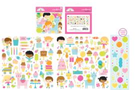 Doodlebug Design Hey Cupcake Odds & Ends